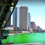 St. Patrick's Day Date: Mayor's River 'O Green Fest