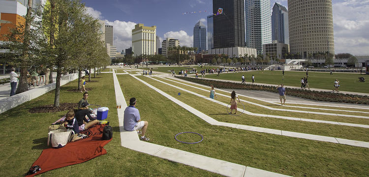 Tampa Bay Parks for a Perfect Picnic