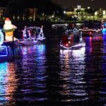Christmas Boat Parades and Light Shows: 2018 Holiday Season