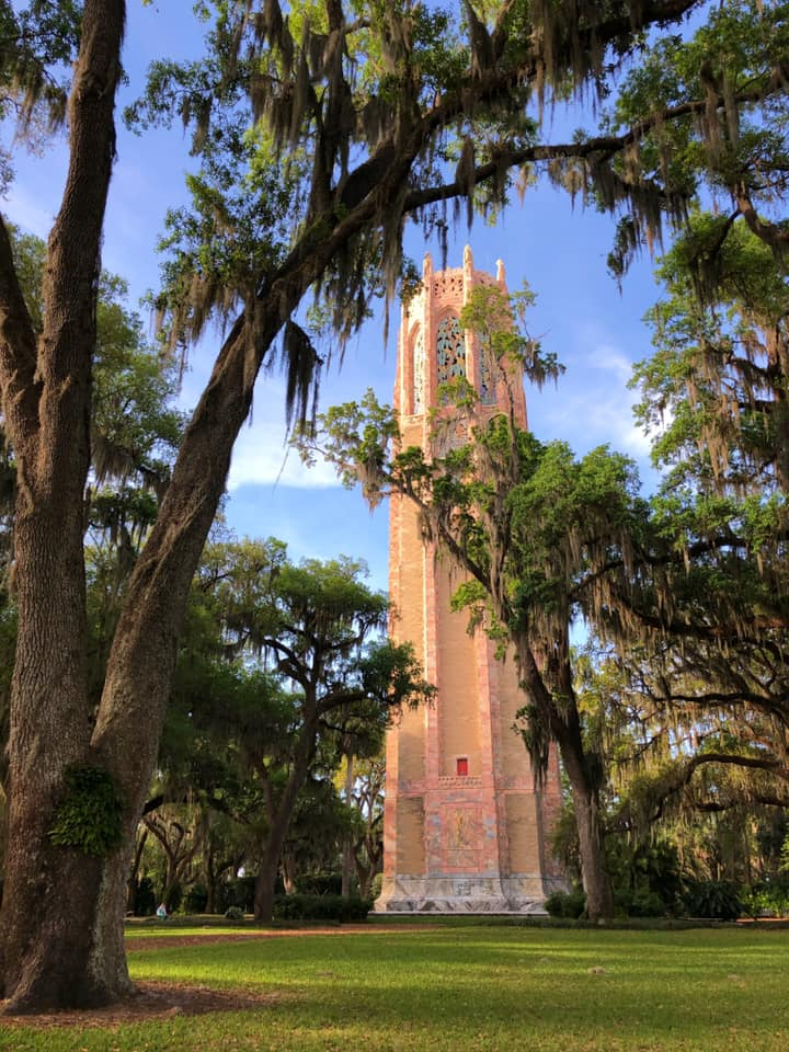 The Singing Tower at Bok Tower Gardens
