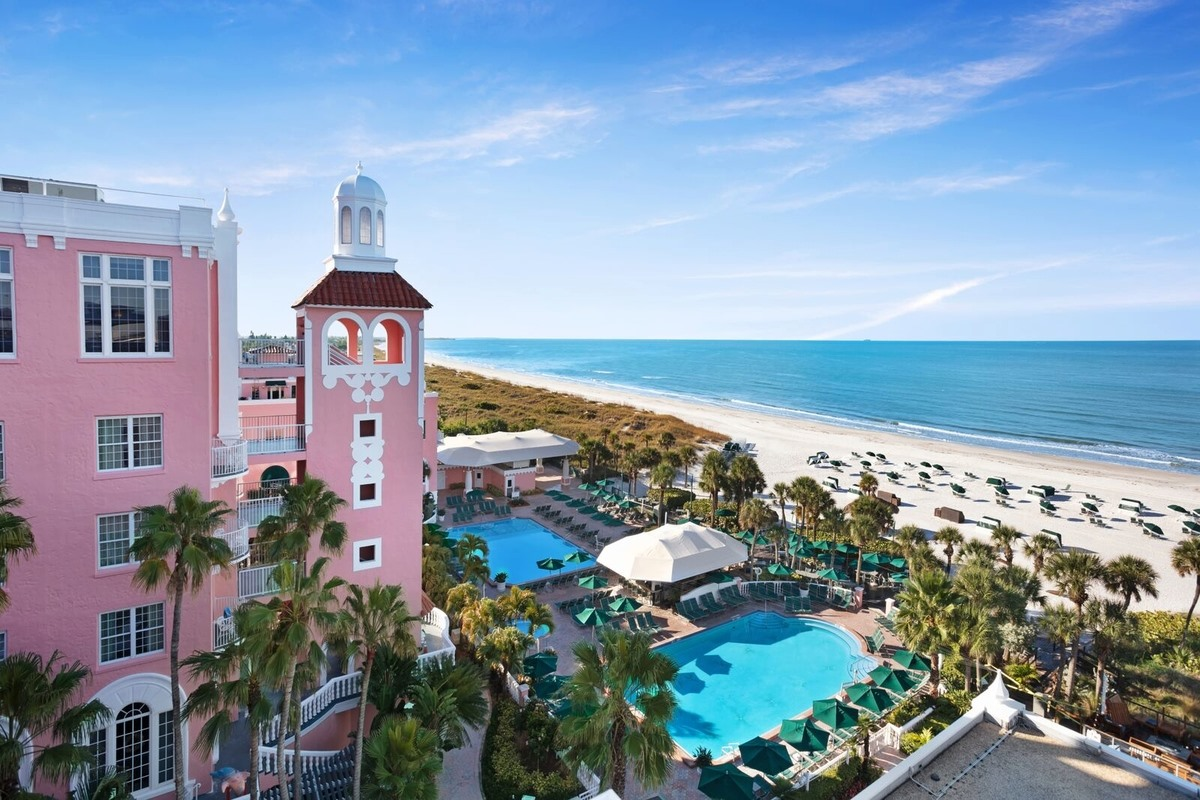 Daycation: Day Passes to Tampa Bay Hotels with ResortPass