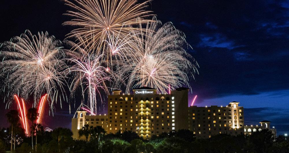 Getaway Itinerary: A Holiday Weekend Staycation at Omni Orlando Resort
