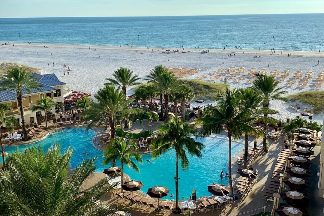 Totally Awesome Tampa Bay Resort Pools