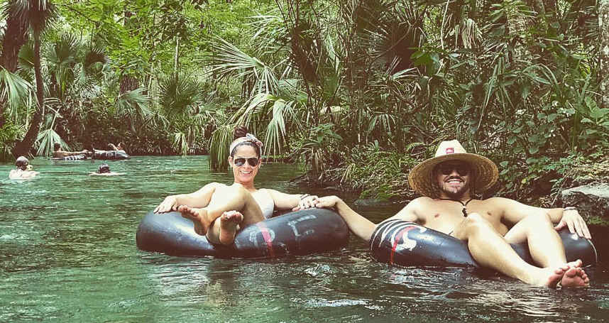 The Best Spots to Go Tubing in Florida this Summer