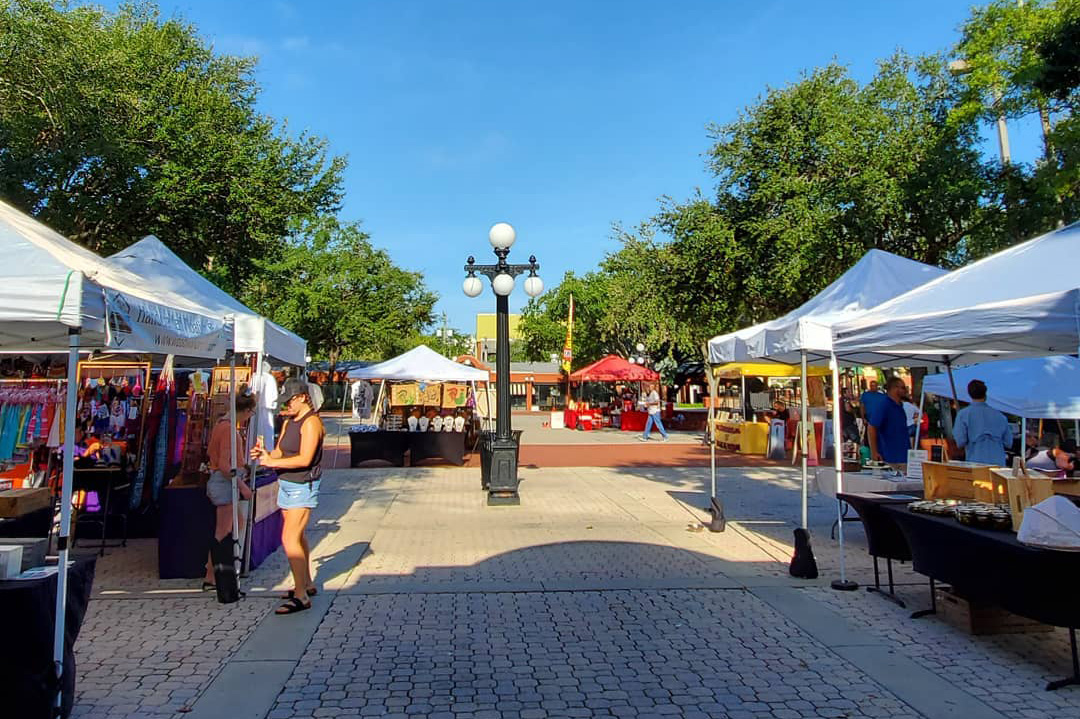 Guide to the Ybor City Saturday Market
