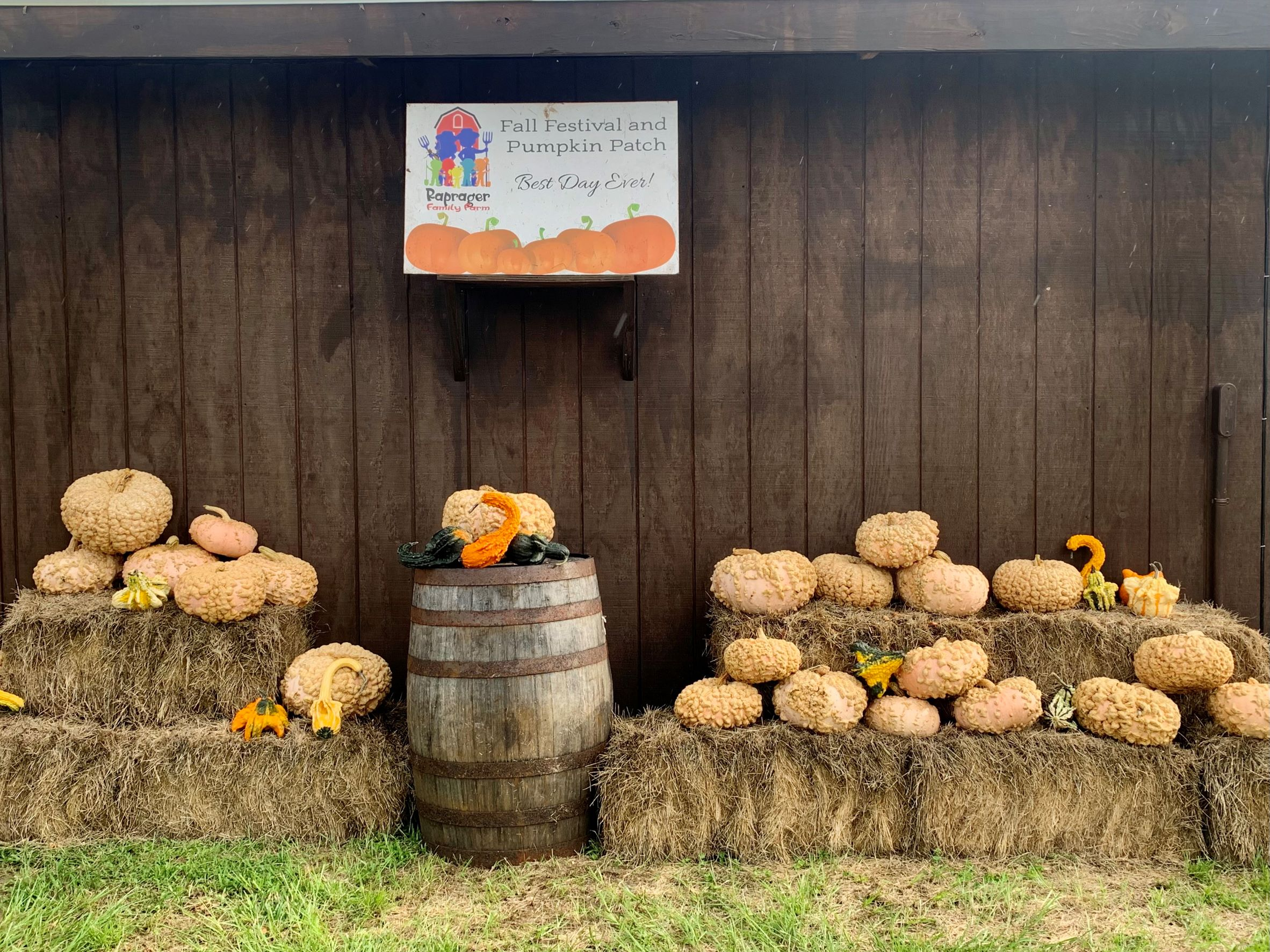 Frights and Fun at Raprager Fall Festival and Haunted Farm
